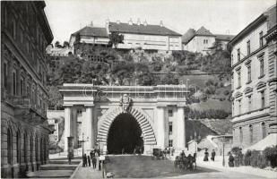 Budapest I. Budai alagút