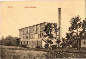 1920 Igal, Anna gőzmalom. Czeider Kálmán kiadása
