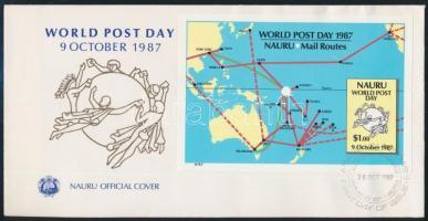 Nauru 1987