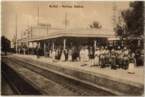 Suez, Railway station