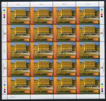 ENSZ Bécs 2004 UNESCO világörökség Schönbrunn 15 teljes ív / 15 complete sheets (névérték / postage value EUR 165.-)