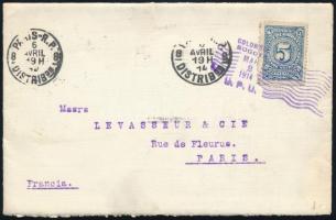 Kolumbia 1914