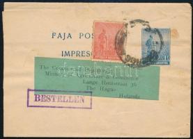 Argentína ~1910