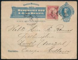 Brazília 1908
