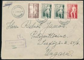 Finnország 1949