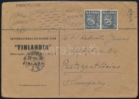 Finnország 1948