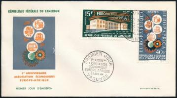 Kamerun 1964