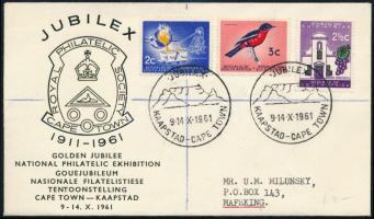 Dél-Afrika 1961