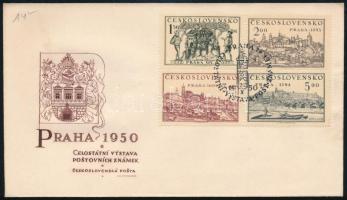 Csehszlovákia 1950
