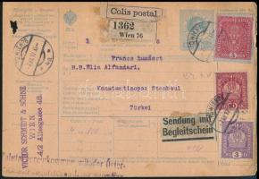 Ausztria 1917