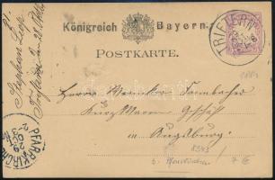 Német Államok Bayern ~1888