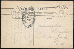 Franciaország 1917
