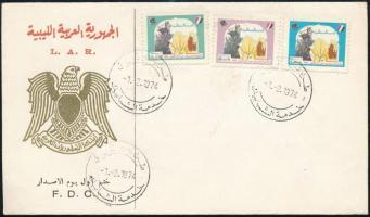 Líbia 1974