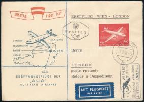 Ausztria 1958