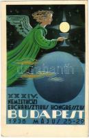 1938 Budapest XXXIV. Nemzetközi Eucharisztikus Kongresszus. Készüljünk a Magyar Kettős Szentévre! / 34th International Eucharistic Congress