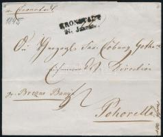 Postage due cover