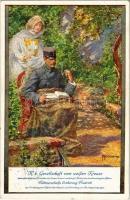 1916 Feldmarschall Erzherzog Friedrich / WWI Austro-Hungarian K.u.K. military, Archduke Friedrich field marshal s: Kuderna (EB)