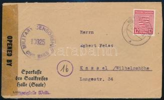 Németország zónák 1946