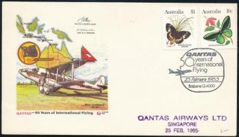 Ausztrália 1985