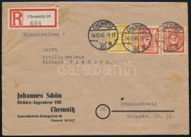Németország zónák 1945