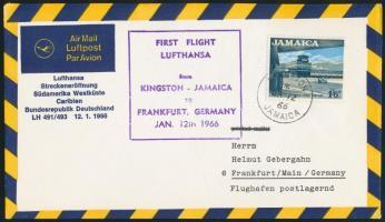Jamaika 1966
