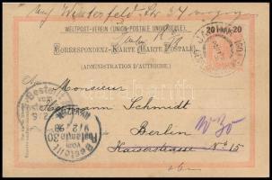 Ausztria 1898