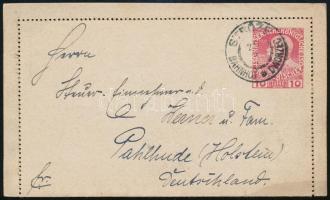 Ausztria 1912