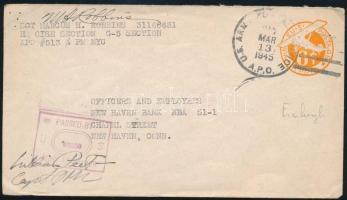 Amerikai Egyesült Államok 1945