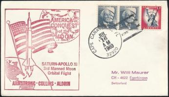 Amerikai Egyesült Államok 1969