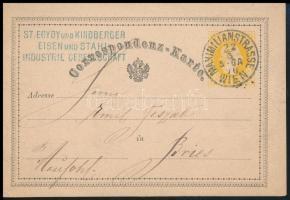Ausztria 1876