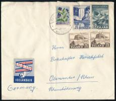 Izland ~1958