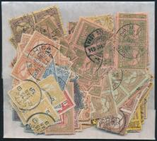 Kb 170 Turul pár közte szép bélyegzések