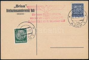Német megszállás Sudetenland 1938