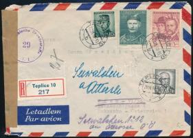 Csehszlovákia 1948