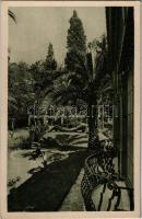 Roma, Rome; Grand Hotel de Russie, Il Giardino / hotel, garden