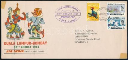 Malájzia 1967