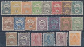 1913 Turul sor (15.000)