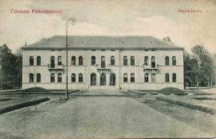Palicsfürdő hotel (EB)