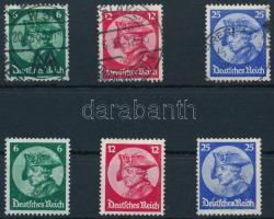 1933 Mi 479-481 (Mi EUR 60,-)