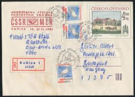 Csehszlovákia 1983