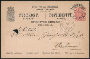 Finnország 1893