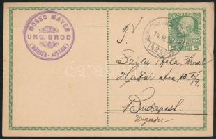 Ausztria 1914