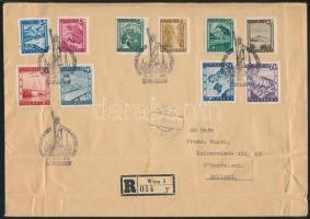 Ausztria 1948