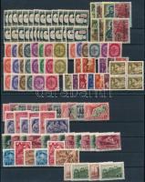 Magyar bélyegek 2 berakólapon