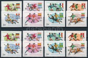 1978 Labdarúgó Világbajnokság (III.) - Argentína fogazott vágott sor (4.300)