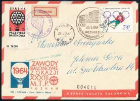 Lengyelország 1964