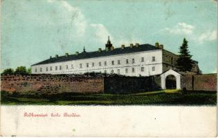 1916 Pidkamin, Podkamien; Dominican monastery (fl)
