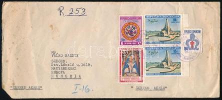 Dominikai Köztársaság 1966