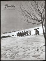 1915. december 12. Az Érdekes Újság III. évfolyamának 50. száma, benne számos katonai fotó az I. vh. szereplőiről, eseményeiről, fegyverekről, politikusokról, stb., 40p