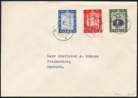 Norvégia 1954